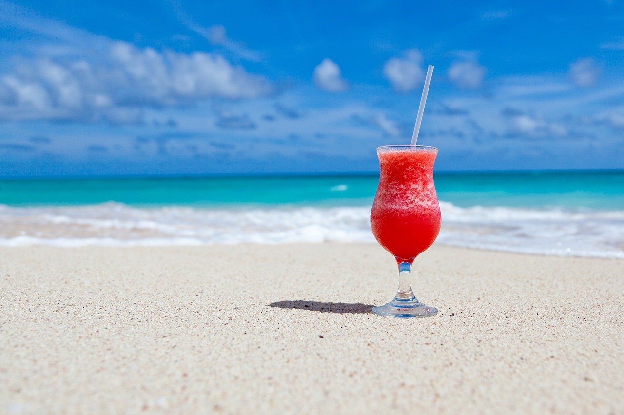 plage cocktail